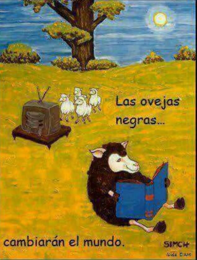 Obejas negras