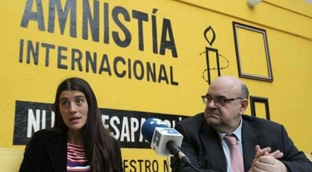 Amnistía Internacional presenta en México una querella por los crímenes del franquismo y la Guerra Civil