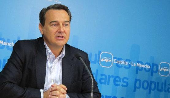 Agustín Conde, exdiputado del PP y futuro consejero de Red Eléctrica | Europa Press