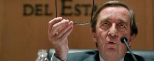 Bárcenas pidió la cabeza del fiscal Salinas: lo único que Rajoy no pudo cumplir