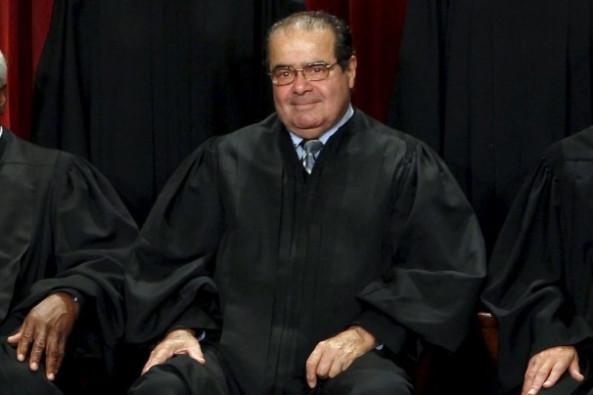 Juez Antonin Scalia