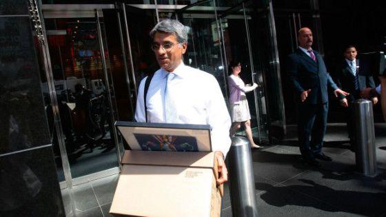 La caída de Lehman Brothers, en 2008, marcó el inicio de la crisis económica mundial.