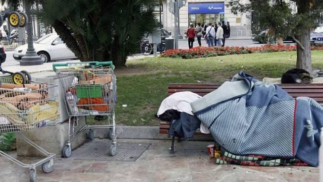 pobreza espana