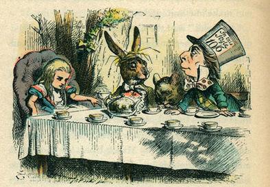 La literatura infantil del Reino Unido suele estar monopolizada por los autores autóctonos, como los clásicos de Lewis Carroll