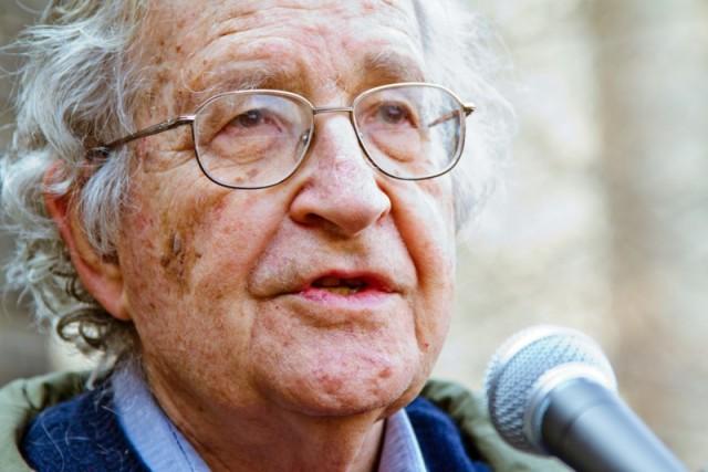 <p>Noam Chomsky</p>